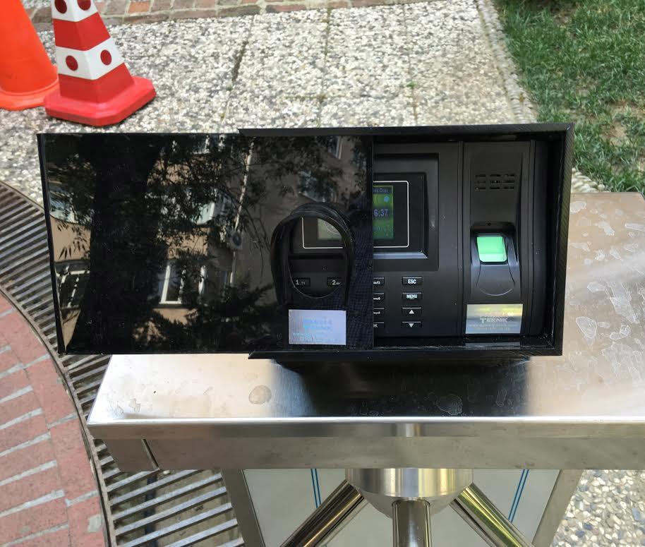 Turnike Sistemi - Parmak İzli Personel Takip Sistemi